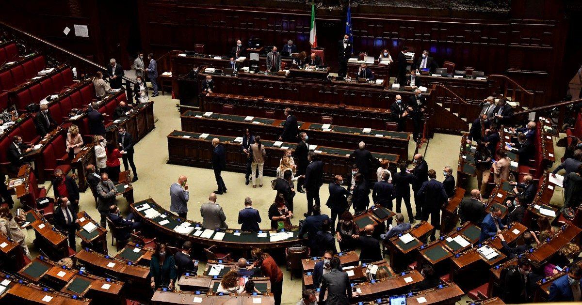 Gli smemorati del taglio dei parlamentari