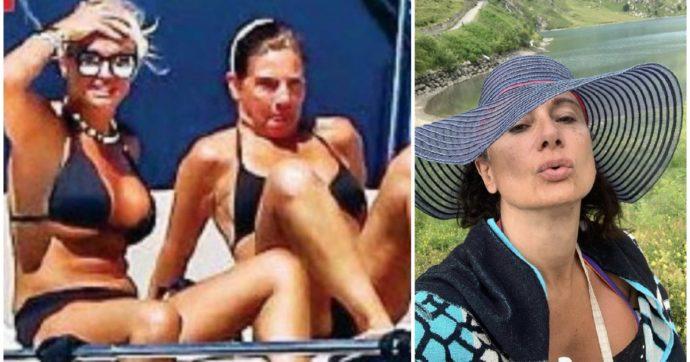 """Vladimir Luxuria: """"Francesca Pascale tradita e lasciata da Berlusconi, questo nuovo amore le ha ridato serenità"""""""