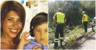 """Viviana Parisi, l'ultima ipotesi: """"Gioele morto nell'incidente, la madre si è suicidata per il rimorso"""". Ispezionato un pozzo"""