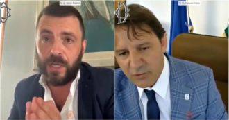 """Bonus 600 euro, Tridico: """"Telefonata con Rosato sul deputato di Italia viva coinvolto? È questione personale che esula dai lavori della Camera"""""""