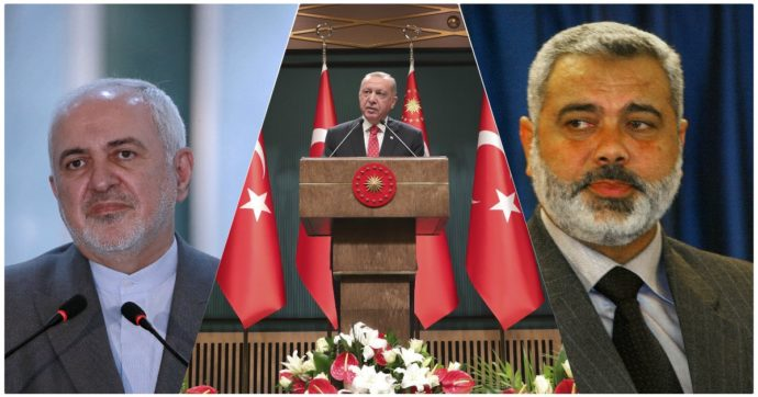"""""""Tradimento"""", """"pugnalata alle spalle"""": Turchia, Iran e palestinesi contro l'accordo tra Emirati e Israele. Hamas: """"Pronti ad agire"""""""