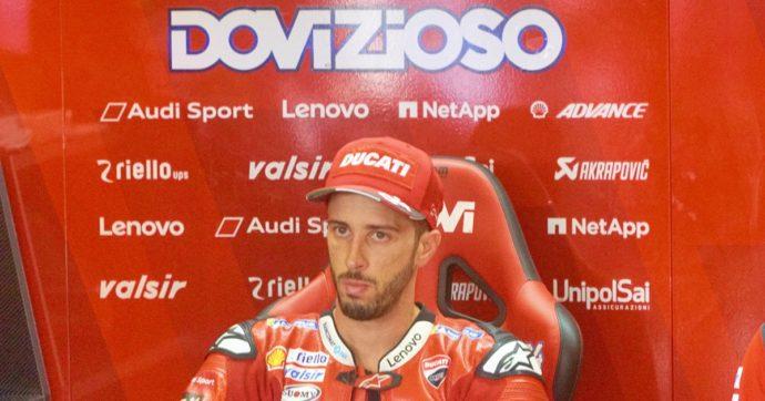"""Andrea Dovizioso lascia la Ducati. Il manager: """"Non ci sono le condizioni per continuare"""""""