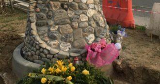 """""""Pietre della memoria"""", il monumento di Casalpusterlengo per i morti di Covid"""
