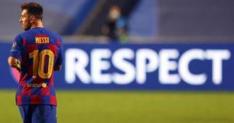 Barcellona, cosa succede dopo l'umiliante sconfitta col Bayern? Le ipotesi: il cambio al vertice e l'addio dei simboli (pure Messi?)