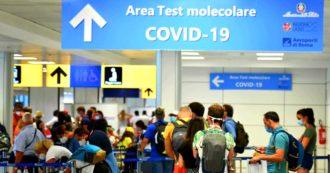 """Controlli Covid negli aeroporti, primi casi trovati a Fiumicino. La Lombardia è in ritardo, Galli: """"Il confronto è impietoso"""""""