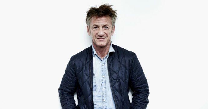 """Sean Penn dà l'ultimatum: """"Non torno sul set finché non sono tutti vaccinati"""""""