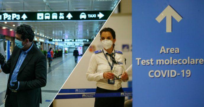 Test in aeroporto, come funziona a Fiumicino e perché in Lombardia ancora non si fanno: ritardi negli allestimenti e nell'organizzazione