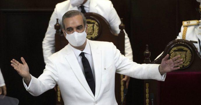 La Repubblica Dominicana ha un nuovo presidente. E, al mio rientro, ho ascoltato il suo accorato discorso