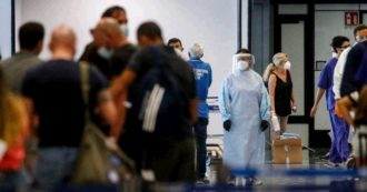 """""""Così il 13 agosto eravamo già pronti per fare i tamponi"""": come si gestisce il test rapido ai turisti nell'aeroporto Catullo di Verona"""