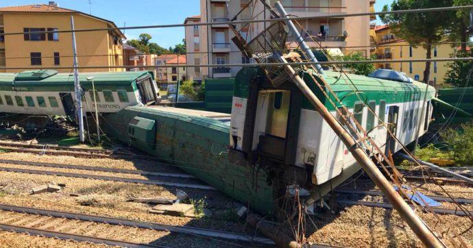 """Treno deragliato a Carnate, """"il macchinista e il capotreno non ..."""