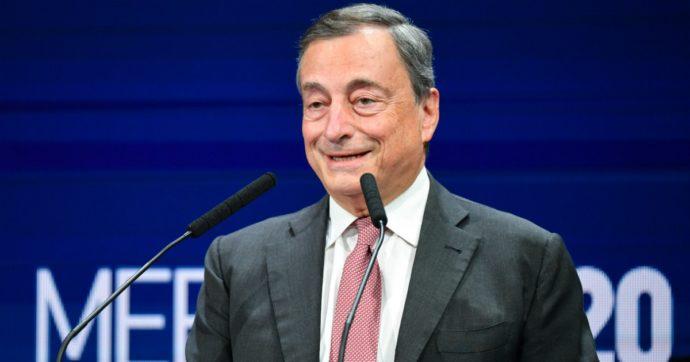 Draghi dice cose prevedibili sui giovani e viene santificato. Mi chiedo perché