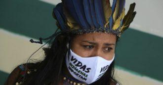 Coronavirus, così protestano gli indigeni in Amazzonia che chiedono più aiuti e controlli