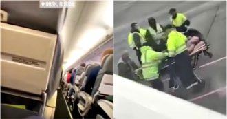 Russia, ricoverato in ospedale l'avversario Navalny: in un video le grida a bordo dell'aereo su cui viaggiava e il soccorso