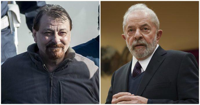"""Lula: """"Un errore concedere l'asilo a Cesare Battisti. Mi scuso con le famiglie delle vittime"""""""