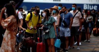 """Il nuovo fronte: i porti """"Bomba virale sarda"""" Allarme Civitavecchia"""