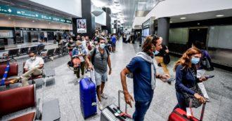 Viaggi all'estero, obbligo di tampone e quarantena anche per chi rientra da Paesi Ue