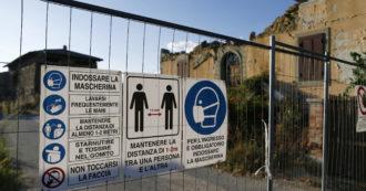 """Sisma Centro-Italia, 4 anni dopo. Mattarella: """"Ricostruzione è incompiuta"""". Conte ad Amatrice: """"Processo complesso, fare presto"""""""