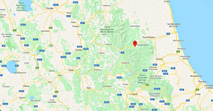Terremoto Acquasanta Terme, scossa di magnitudo 3.1 nell'Ascolano (cratere sismico marchigiano del 2016)