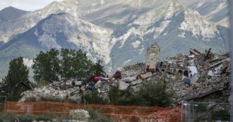 Terremoto Centro-Italia, 4 anni dopo la ricostruzione è ferma: recuperato il 3% delle 80mila case inagibili. E ci sono ancora 41mila sfollati nonostante il covid