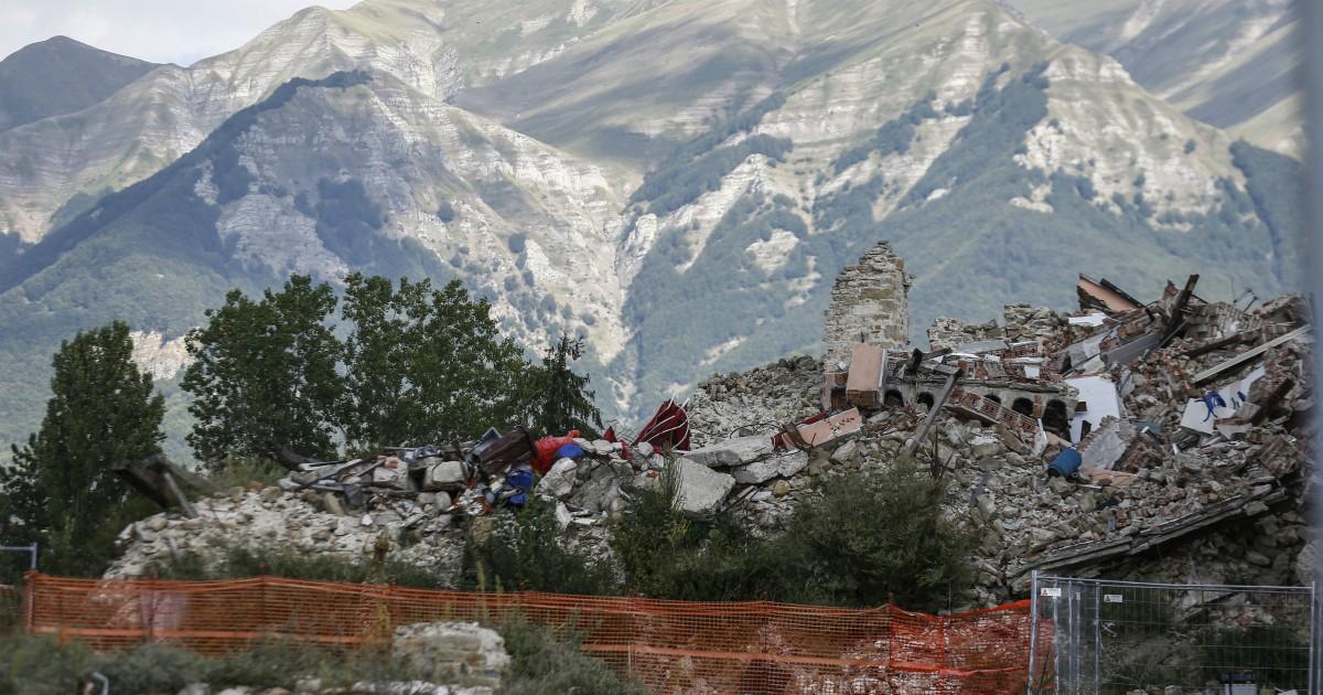 Terremoto Centro-Italia, 4 anni dopo la ricostruzione è ferma: recuperato il 3% delle 80mila case inagibili thumbnail