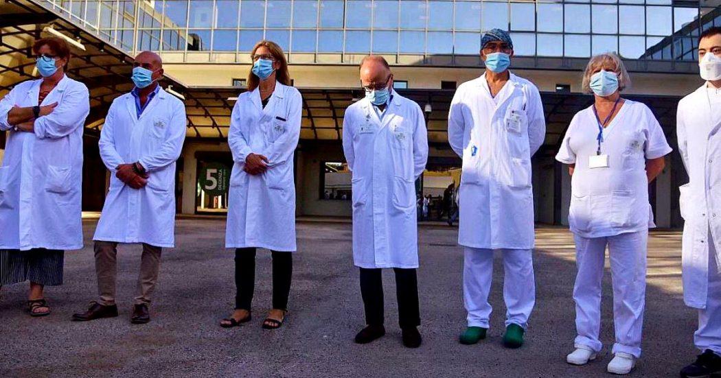 """Vaccino coronavirus, via ai test allo Spallanzani. Ippolito: """"Italia protagonista in questa guerra"""". La prima volontaria: """"Credo nella scienza"""""""