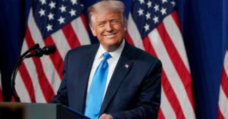 """Usa, Trump nominerà il nuovo giudice della Corte suprema """"venerdì o sabato"""". E insinua dubbi sulle ultime volontà di Ginsburg"""