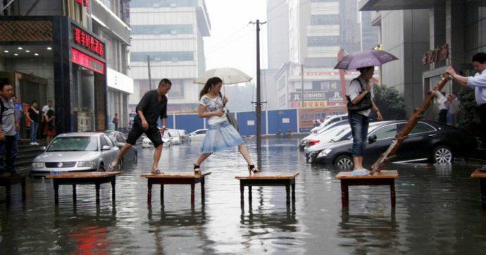 L'alluvione cinese ha un'enorme importanza strategica