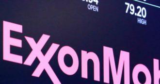 Dopo un secolo Exxon Mobil esce dall'indice Dow Jones. Nel 2011 era la prima società al mondo per valore di borsa