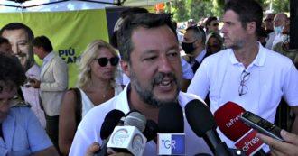 """Fondi Lega, Salvini: """"L'arresto dei commercialisti? Ne conosco due su tre, sono persone oneste. Si risolverà nel nulla"""""""