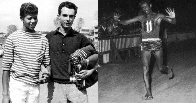 Abebe Bikila scalzo sui sampietrini, Berruti e la Rudolph mano nella mano: i Giochi di Roma 1960, le ultime Olimpiadi romantiche