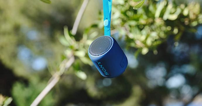 Sony SRS-XB12, altoparlante Bluetooth in offerta su Amazon con il 21% di sconto