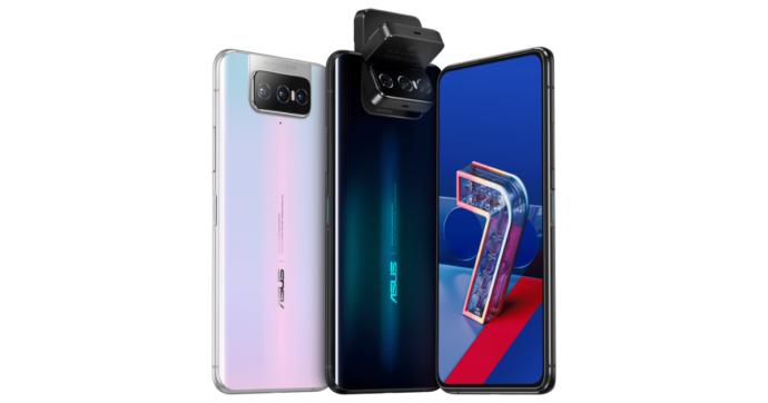 ASUS presenta ZenFone 7 e 7 Pro: torna la fotocamera rotante, c'è il supporto al 5G e ai video in 8K