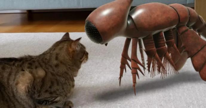 Realtà Aumentata, Google porta gli animali preistorici nel vostro salotto