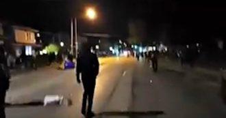 Stati Uniti, le urla e gli spari in strada durante la proteste di Wisconsin per il caso Blake