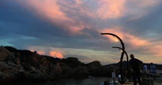 Phi Beach, chiuso il locale nella Baja Sardinia (all'aperto, sulla spiaggia)