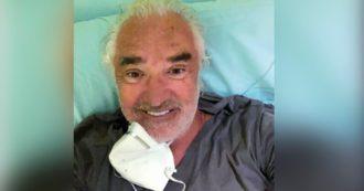 Flavio Briatore sarà dimesso domani. Starà in isolamento nella casa milanese di Daniela Santanchè