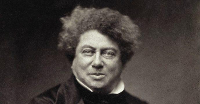 "Alexander Dumas ""è"" il Google doodle di oggi: ecco perché"