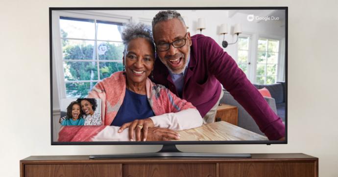 Google Duo, videochiamate direttamente dalla vostra Android TV