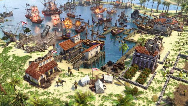 Rassegna Stampa Age Of Empires Iii Definitive Edition Disponibile Dal 15 Ottobre Con Grafica In 4k E Nuove Modalita Di Gioco Rassegna Stampa