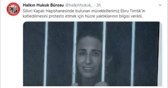 Turchia, avvocatessa muore dopo 238 giorni di sciopero della fame: chiedeva giusto processo