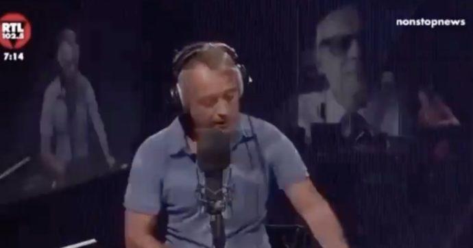 Pierlugi Diaco, scoppia il putiferio in diretta a RTL102.5