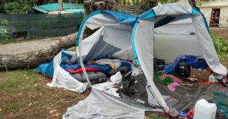 Albero cade su una tenda in un campeggio a Marina di Massa: morte due sorelle. Donati gli organi della più grande
