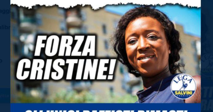 Regionali Campania: solidarietà a Cristine Scandroglio, candidata leghista di colore