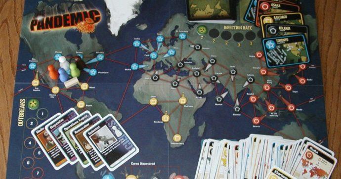 Pandemic, nel gioco si vince collaborando. Una ricetta utile anche per battere il Covid-19