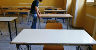 Mascherina a scuola, il Comitato tecnico: l'Asl potrà introdurre l'obbligo di indossarla anche in classe in base al trend del contagio locale