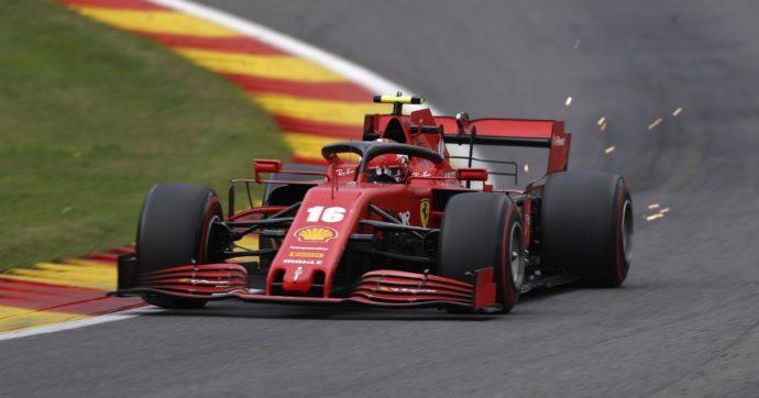 F1, gp Belgio: mai vista una Ferrari così vergognosamente lenta. Chi pagherà?