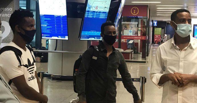 Respinti illegalmente nel 2009, fanno causa e ottengono il visto. La vittoria dei cinque migranti eritrei è storica