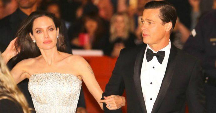 Angelina Jolie vende all'asta un regalo di Brad Pitt, la cifra è da record