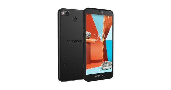 Fairphone 3+, un nuovo aggiornamento per lo smartphone modulare che combatte gli sprechi