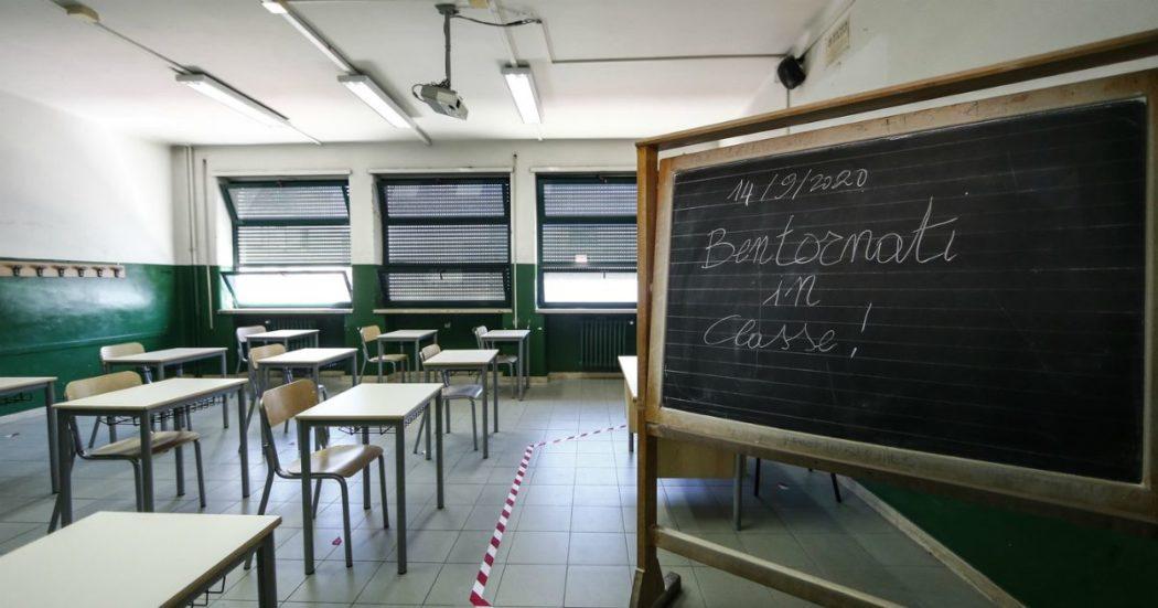 Rientro a scuola, ora preoccupano le supplenze e le cattedre per il sostegno. Corsa contro il tempo per 250mila cattedre